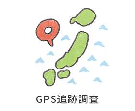 GPS追跡調査